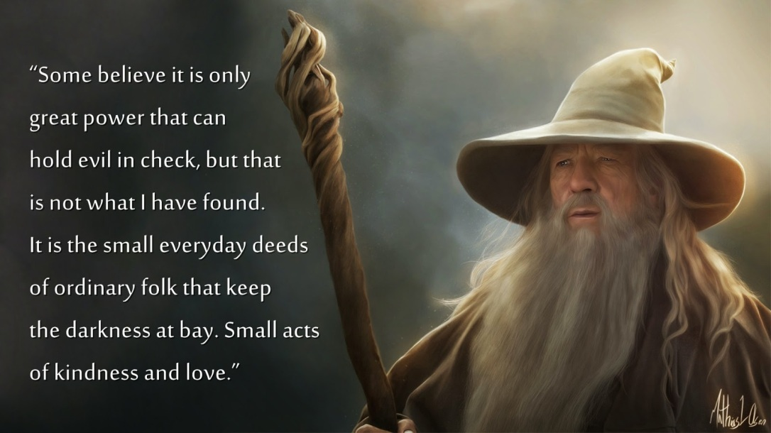 Image result for quotes gandalf