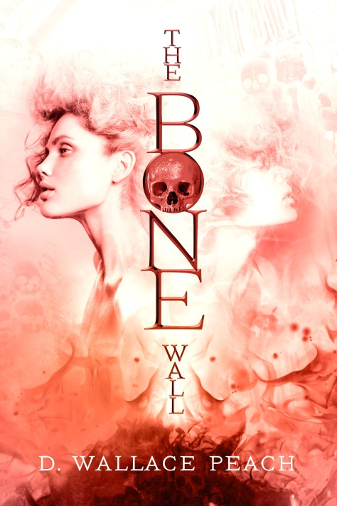 New cover for The Bone Wall