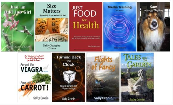 Sally Cronin Books