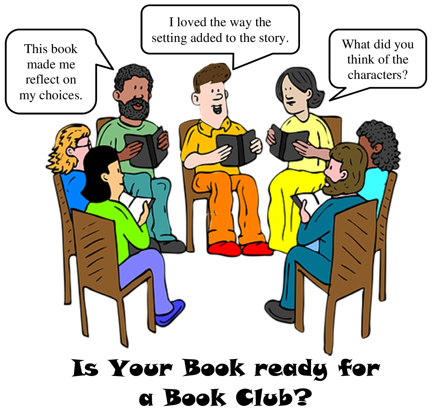 Are You Book Club Ready?