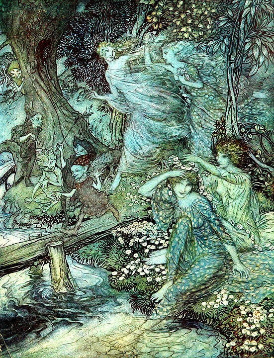 Why books are living things myths of the mirror - The hideout in the woods an artists dream ...